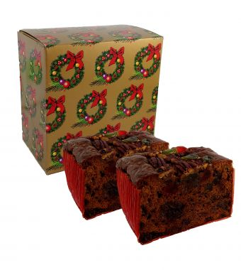 Product Name: 900gm Twin Pack in a Gift Box (dark cakes)