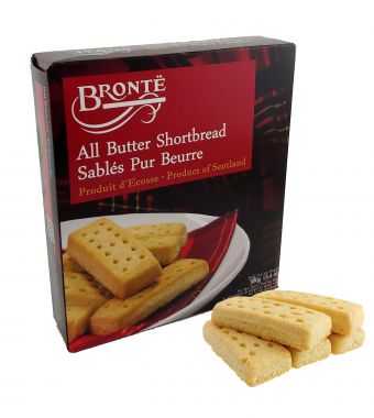 Product Name: 380g Box of Pure Scottish Shortbread