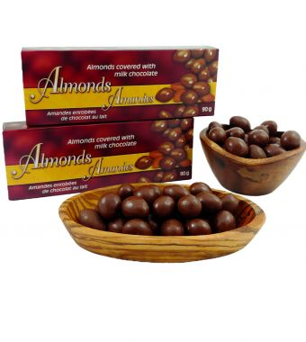 Product Name: Chocolate Covered Almonds