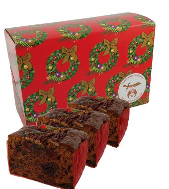 Product Name: 1.35 kg Trio Pack/In a Gift Box (Dark cakes)